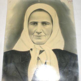 Фото портрет Крестьянка