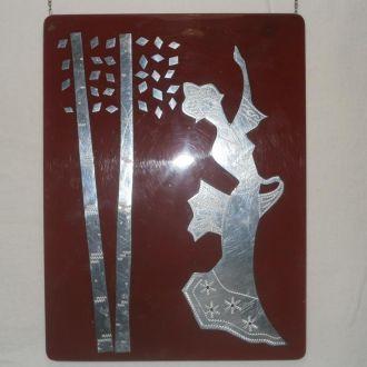 Старый сувенир Русская плясунья