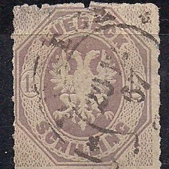 ГЕРМАНИЯ ЛЮБЕК 1865 110 ЕВРО