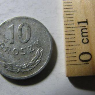 10 Грош Польща Польша 1973 рік