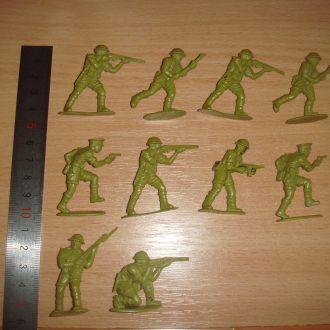 8-я британская армия (Китай) 10шт.