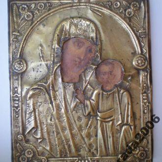 Икона Божей Матери с младенцем!
