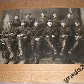 Фото красноармейцев РККА!1937г.!