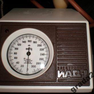 Тонометр-полуавтомат -Электроника ИАД-1!СССР!