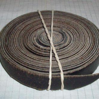 Ремешок тфилин рецуот 4,2 метра б/у иудаика