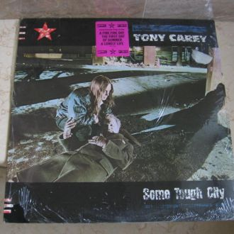 Tony Carey : Some Tough City ( USA ) ( SEALED )LP