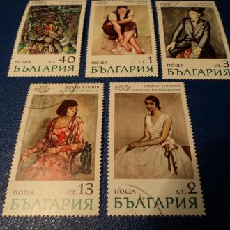 Мистецтво Искусство Живопись Болгарія Болгария