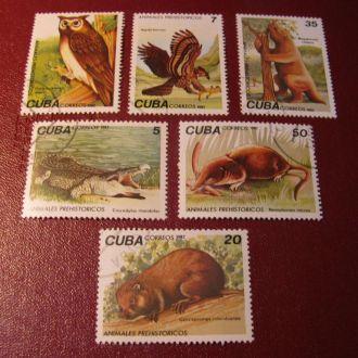 Фауна Куба 1982