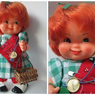 Коллекционная кукла Hummel Goebel 1957 Новая  ГДР