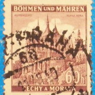 Чехия и Моравия. 1939 г. Стандарт