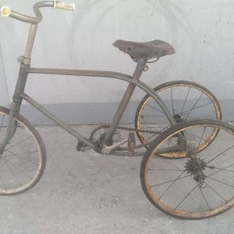 Велосипед стрела СССР 60е годы