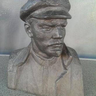 Бюст Ленин соцреализм СССР
