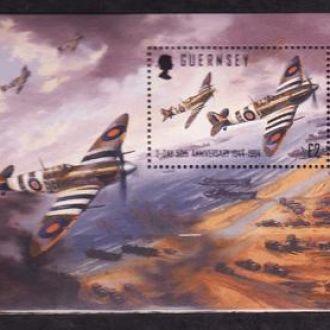 Авиация, Джернси, 1994, чист.