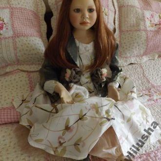 Фарфоровая кукла Эми  от Кристин Оранж 95 см