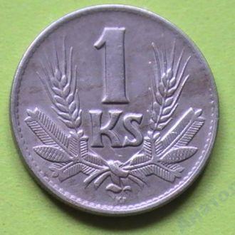 1 Крона 1940 г Словакия 1 Крона 1940 р Словакія