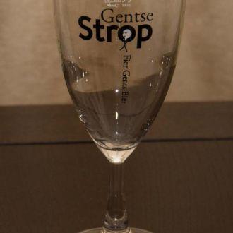 Бокал пивной Gentse Strop Бельгия