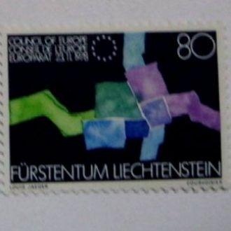 лихтенштейн europa   А3