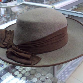 шляпа шляпка винтаж