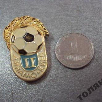 футбол динамо киев 2 место