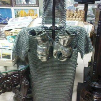 кольчуга плетеная в наборе ручная работа