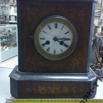 часы настольные  антикварные