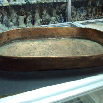 дечка сковорода медь (№ 160)