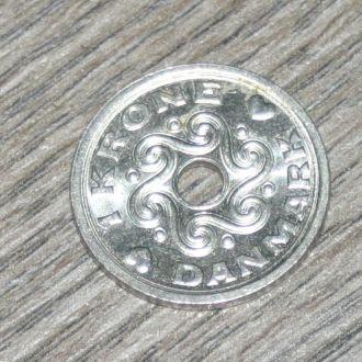 1 крона Дания
