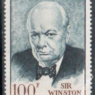 Мали 1965 Черчиль MNH