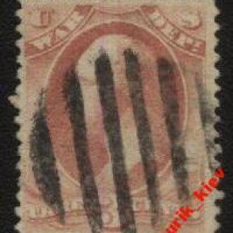 США -WAR 1884 г. № 84 гаш