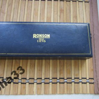 Коробка Ronson sinse 1896.Футляр