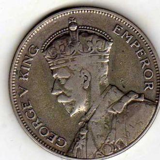 Новая Зеландия 12 кроны 1934г