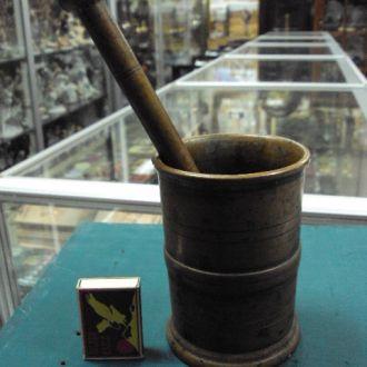 Ступка бронзовая с пестиком №2