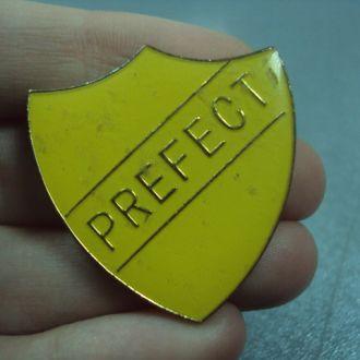 prefect префект