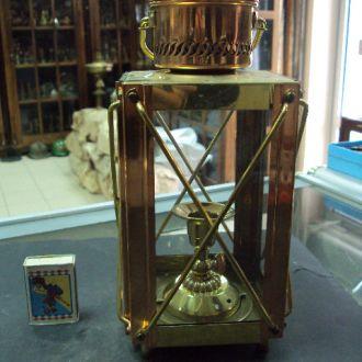 лампа бронза (№ 1834)