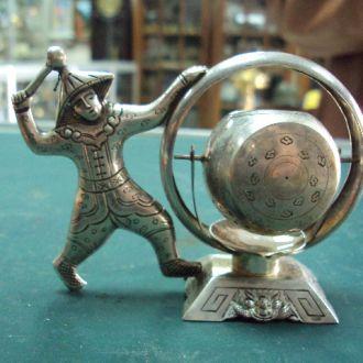 Ситечко для чая Вьетнам Серебро 875 вес 82,5 г