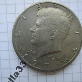 1/2 доллара США - Kennedy Half Dollar