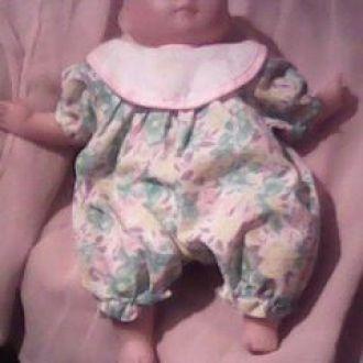 кукла Мальчик в комбинзоне Германия