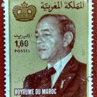 марки Марокко личности с 1 гривны