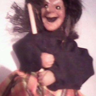 кукла  бабуся ягуся