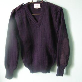 свитер английский военный