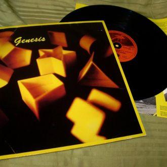 Genesis  1983  VERTIGO GEMA   VG + / VG ++