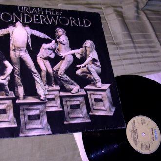 URIAH HEEP  WONDER..'74   BRONZE GEMA   ЕХ / EX ++