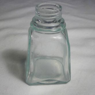 Старый флакон бутылочка