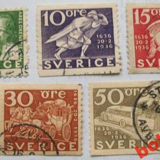 Швеция 1936 г
