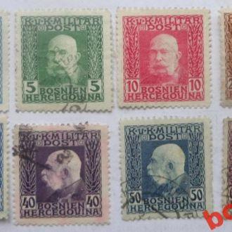 Босния Герцеговина 1912 г