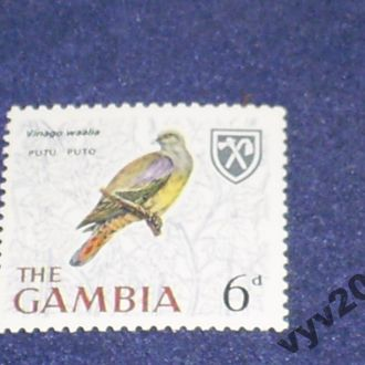 Гамбия**-1966 г.-Птица