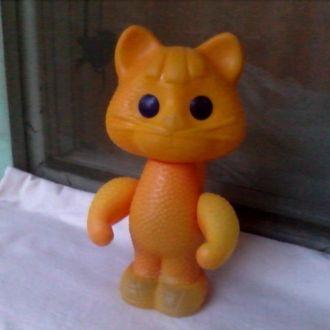 Кукла СССР полиэтилен дутый Котик 24 см подвижный