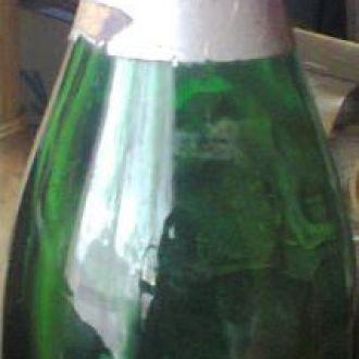 Шампанское советское Бутылка 1968г.