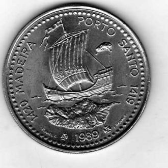 португалия   100 эскудо  1989г
