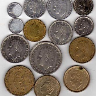 Испания 1970-90гг
